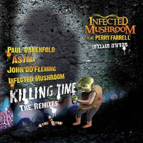 Infected Mushroom - Killing Time - The Remixes (CD)