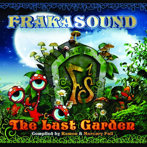 Compelation: Frakasound : The Last Garden (2CD)