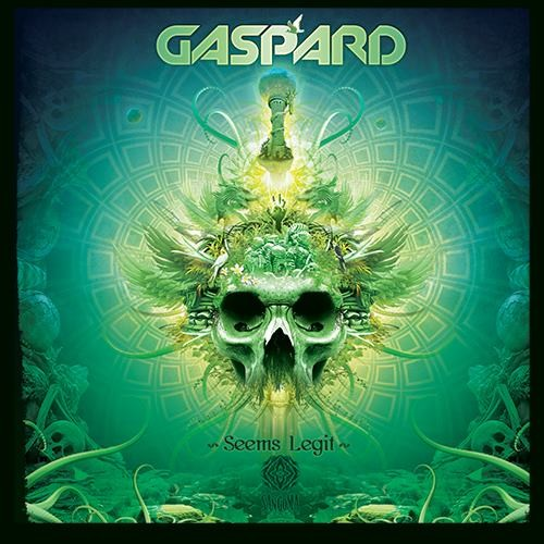 Gaspard - Seems Legit (Album)