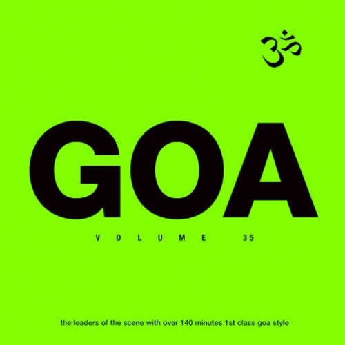 Compilation: Goa - Volume 35 (2CD)