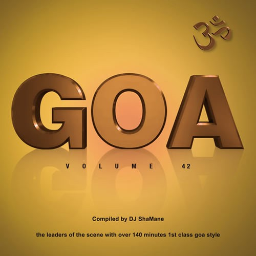 Compilation: Goa - Volume 42 (2CD)