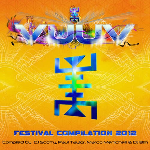Compilation: VUUV - Festival Compilation 2012 (2CD)