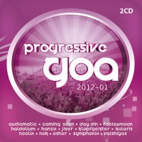 Compilation: Progressive Goa 2012 Vol 1 (2CD)