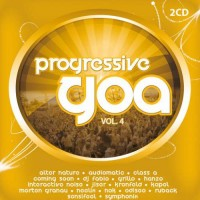 Compilation: Progressive Goa Vol 4 (2CD)