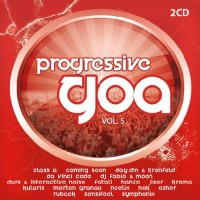 Compilation: Progressive Goa Vol 5 - Compiled by Zosma and Intellifex (2CD)