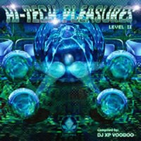 Compilation: High Tech Pleasures Level 2 - Compiled by Dj X.P.Voodoo