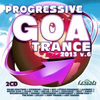 Compilation: Progressive Goa Trance 2013 Vol 6 (2CDs)