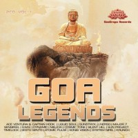 Compilation: Goa Legends Vol 1 (2CD)