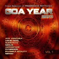 Compilation: Goa Year 2011 - Volume 1 (2CD)