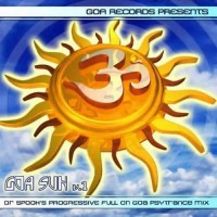 Compilation: Goa Sun Vol. 1 (2CD)