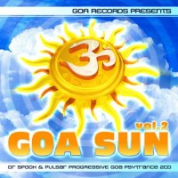 Compilation: Goa Sun Vol 2 (2CD)