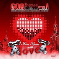 Compilation: Goa Trance Nations Vol 1 (2CD)