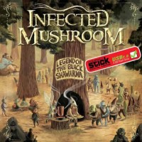 Infected Mushroom - Legend Of The Black Shawarma (CompactStick)