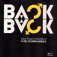 Compilation: Back 2 Back Sessions 02 (2CDs)