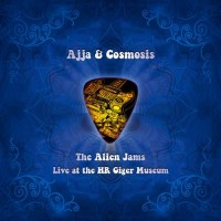 Ajja and Cosmosis - The Alien Jams - Live At The Hr. Giger Museum