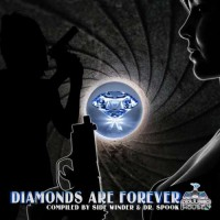 Compilation: Diamonds Are Forever - Compiled by Side Winder and Dr.Spook (2CD)