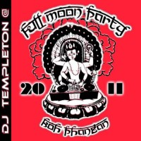 Compilation: Fullmoon Party Koh Phangan 2011 (2CD)