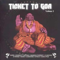 Compilation: Ticket To Goa Volume 2 (2CD)
