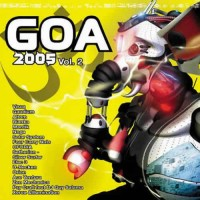 Compilation: Goa 2005 Vol. 2 (2CD)