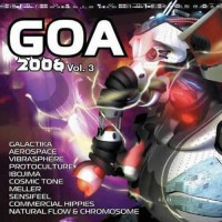Compilation: Goa 2006 - Volume 3 (2CDs)