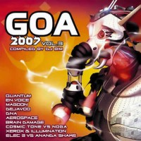Compilation: Goa 2007 Vol.3 (2CD)