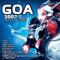 Compilation: Goa 2007 Vol.4 (2CD)