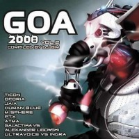 Compilation: Goa 2008 Volume 2 (2CD)