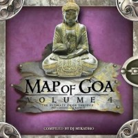 Compilation: Map Of Goa - Volume 4 (2CD)