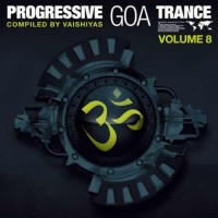 Compilation: Progressive Goa Trance - Volume 8 (2CD)
