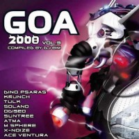 Compilation: Goa 2008 Volume 3 (2CD)