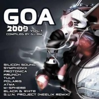 Compilation: Goa 2009 - Volume 1 (2CD)