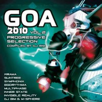 Compilation: Goa 2010 - Volume 2 (2CD)