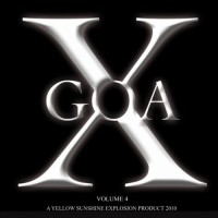 Compilation: Goa X - Volume 4