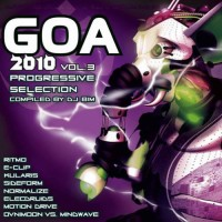 Compilation: Goa 2010 - Volume 3 (2CD)