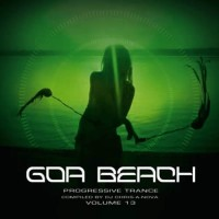 Compilation: Goa Beach - Volume 13 (2CD)