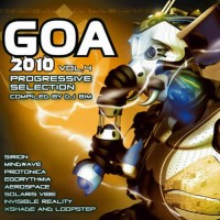 Compilation: Goa 2010 - Volume 4 (2CD)