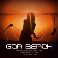 Compilation: Goa Beach - Volume 14 (2CD)
