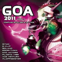 Compilation: Goa 2011- Volume 1 (2CD)