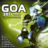 Compilation: Goa 2011- Volume 2 (2CD)