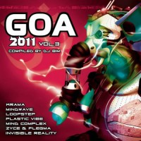 Compilation: Goa 2011- Volume 3 (2CD)