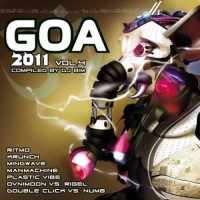 Compilation: Goa 2011 - Volume 4 (2CD)