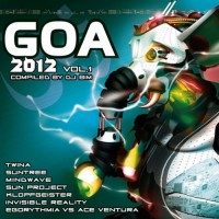 Compilation: Goa 2012 - Volume 1 (2CD)