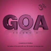 Compilation: Goa - Volume 41 (2CD)