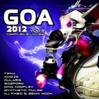 Compilation: Goa 2012 - Volume 2 (2CD)