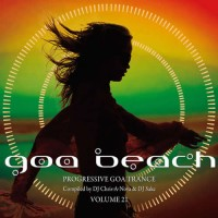 Compilation: Goa Beach - Volume 21 (2CD)