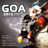 Compilation: Goa 2012 - Volume 4 (2CD)