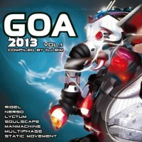Compilation: Goa 2013 - Volume 1 (2CD)