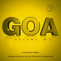 Compilation: Goa - Volume 45 (2CD)