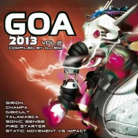 Compilation: Goa 2013 - Volume 2 (2CD)
