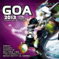 Compilation: Goa 2013 - Volume 3 (2CD)